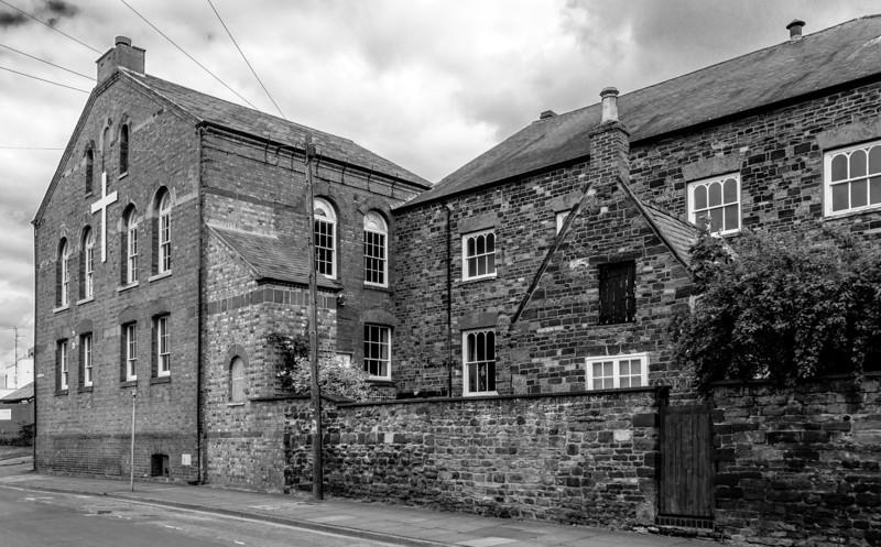 Side Aspect, Doddridge Church (URC), Doddridge Street, Castle Hill, Northampton