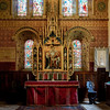 Altar, St Peter's Church, Black Lion Hill, Northampton