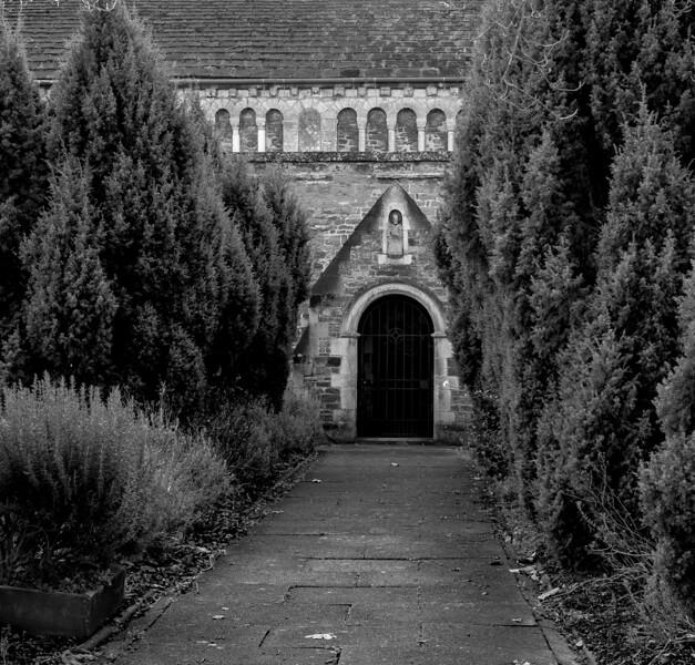 Saint Peter's Church, Black Lion Hill, Northampton