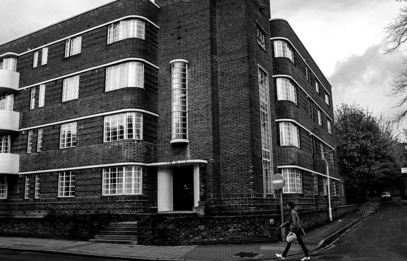Bedford Mansion(s), Derngate. Northampton
