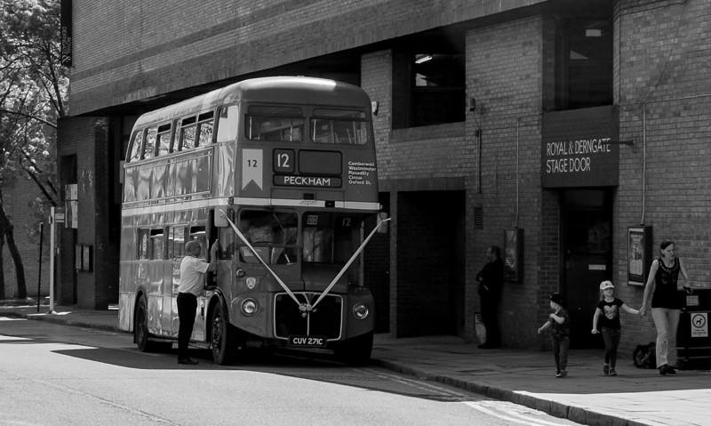 Routemaster, Derngate