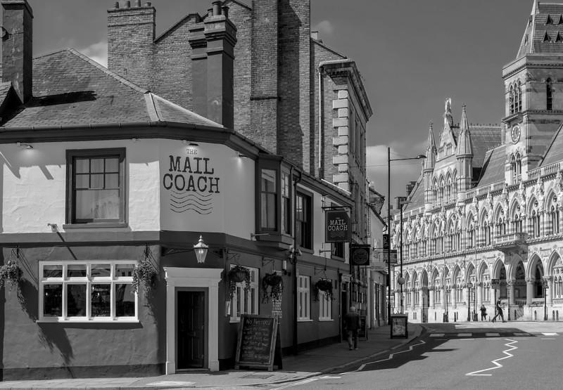 The Mailcoach, Derngate, ,Northampton