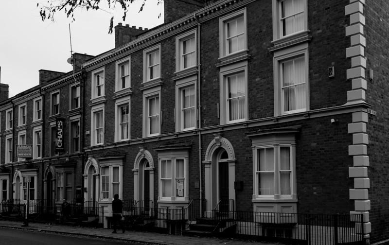 Terrace, Derngate. Northampton