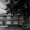 post war council houses, Queen Eleanor Road, Delapre, Northampton
