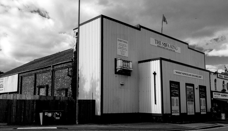 Former Cinema, Far Cotton, Northampton