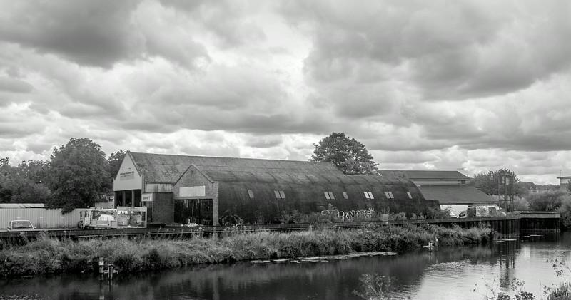 Cotton end View, Northampton