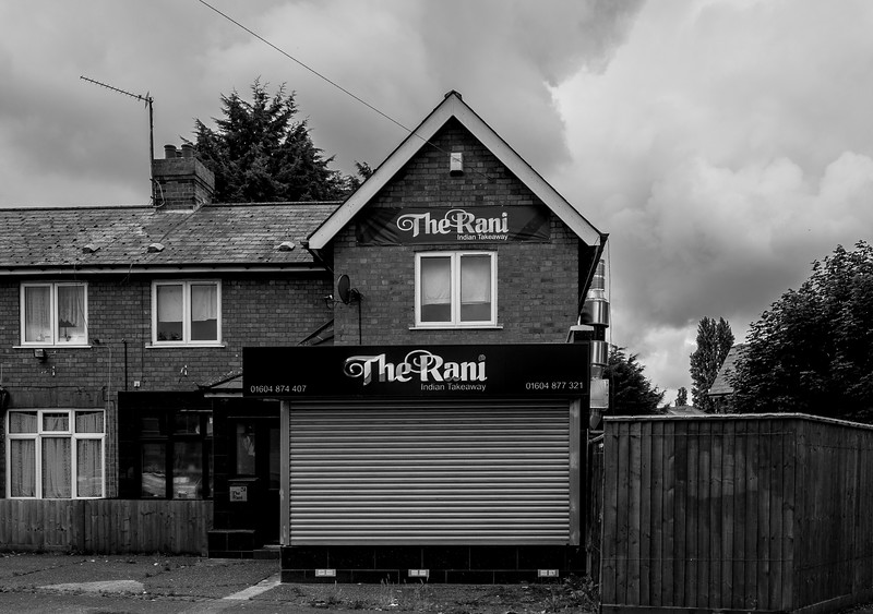 Time and the Rani, Queen Eleanor Road, Delapre, Northampton