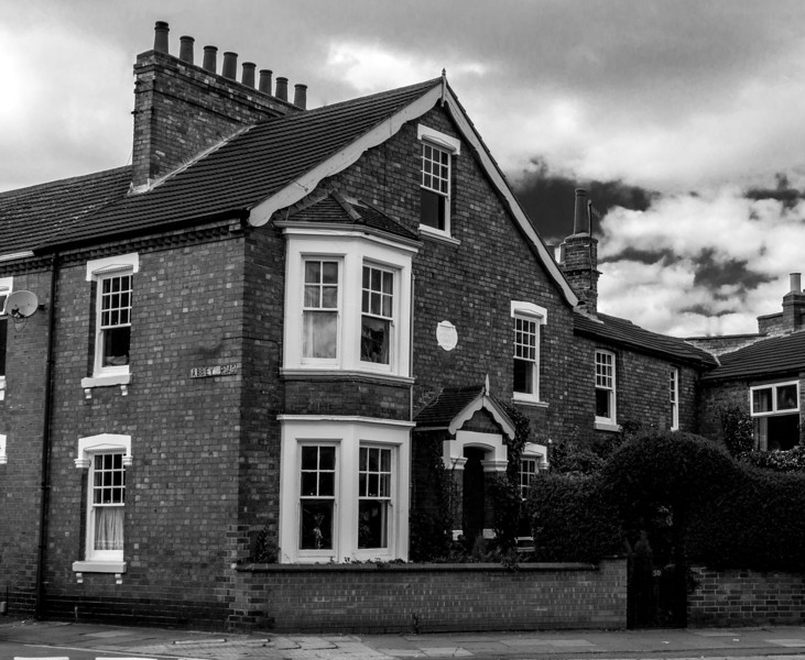 Abbey Cottage, 1889, corner of Abbey Road and Towcester Road, Far Cotton, Northampton