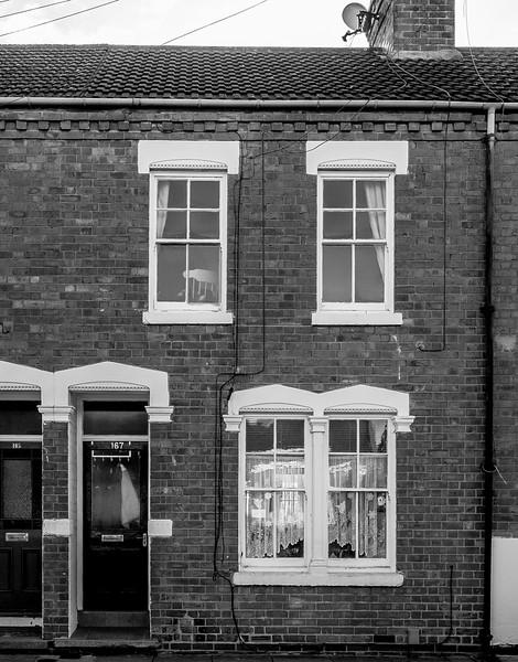 Terrace House, Euston Road, Northampton