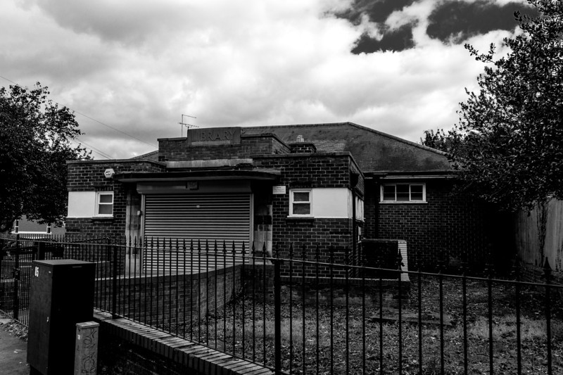 Public Library, Towcester Road, Far Cotton, Northampton