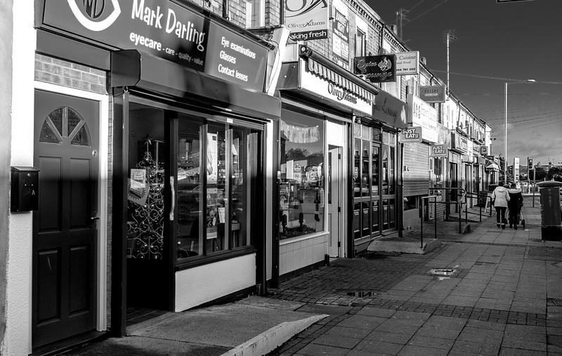 Mark Darling, Saint Leornard's Road, Northampton
