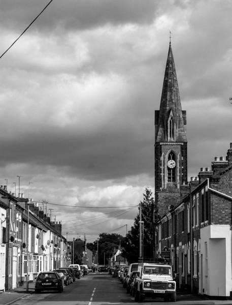 General view, Abbey Road, Far Cotton, Northampton