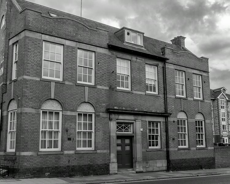 LMS Offices, Far Cotton, Northampton
