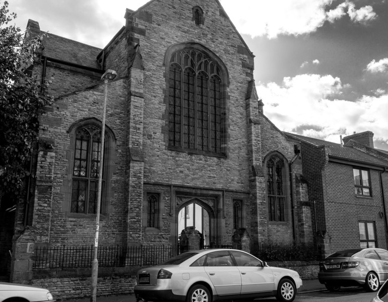 'Chapel House', Abbey Road, Far Cotton, Northampton