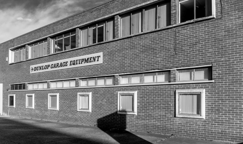 Dunlop Garage Equipment, Bridge Street, Northampton