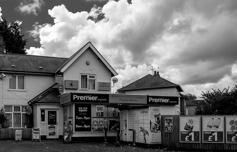 Preston Stores, Queen Eleanor Road, Delapre, Northampton