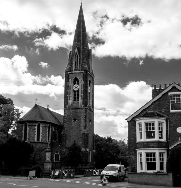 St Mary's (Mathew Holding), Abbey Road, 1889, corner of Abbey Road, Far Cotton, Northampton