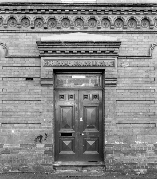 Doorcase, Northampton Gas Light, Northampton
