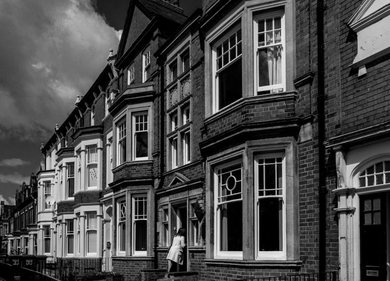 Nineteenth Century terraced houses, Kingsley Road, Northampton