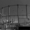 Northampton Gas Holder number 1, April 2013