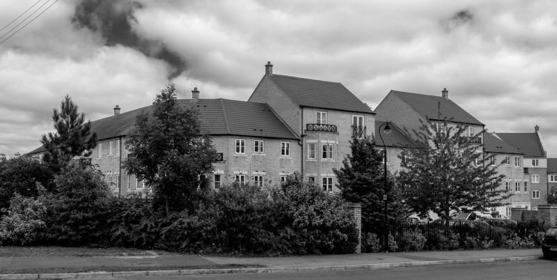 High Density, Grange Park, Northampton