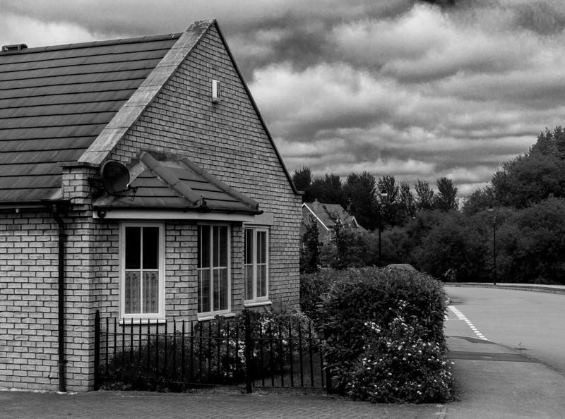 Faux Victorian Bungalow, Grange Park