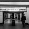 Entrance, Greyfriars Bus Station, Northampton, May  18 2013