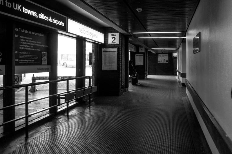 Bay 2,Greyfriars Bus Station, Northampton, May  18 2013