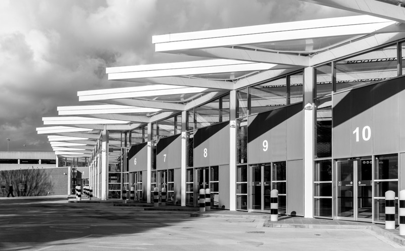 Northgate replacement bus station, Northampton