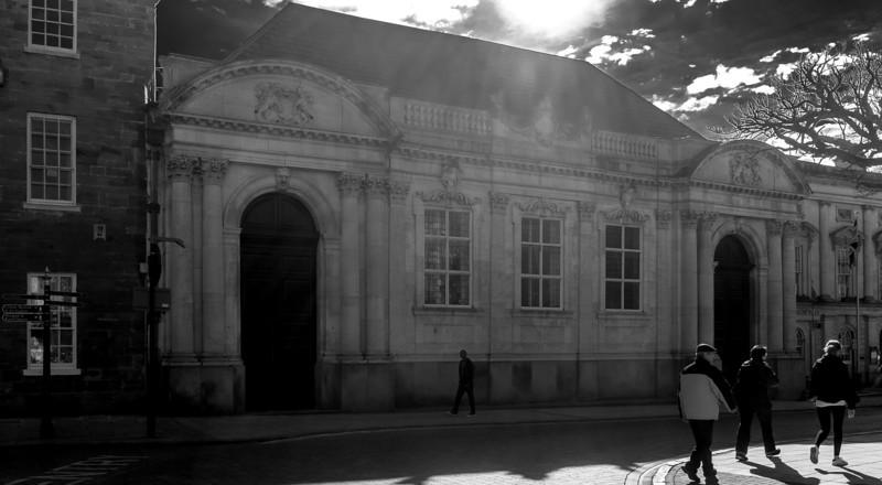 Sessions House, George Row, Northampton