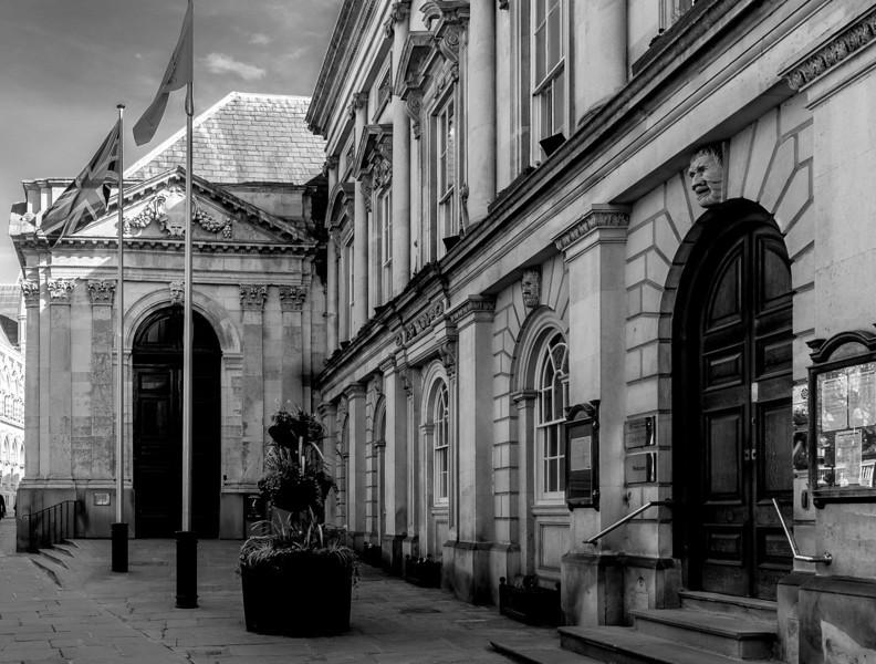 County Hall, George Row, Northampton