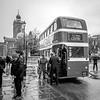 Northampton Corporation bus, George Row, Northampton