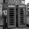 Telephone boxes,  Saint Giles Square, Northampton