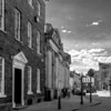 Looking towards Gold Street, George Row, Northampton