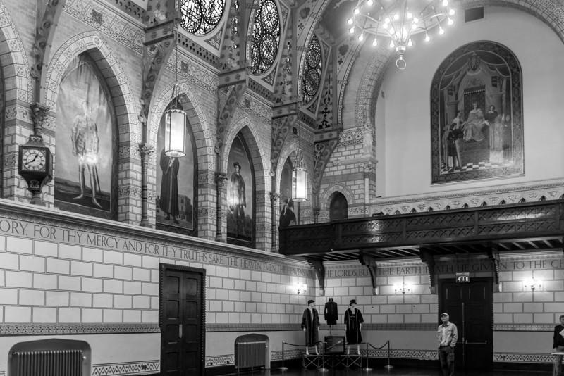 Great Hall, Northampton Guildhall