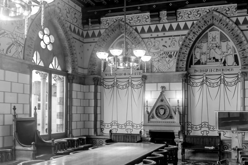 Meeting Room, Northampton Guildhall