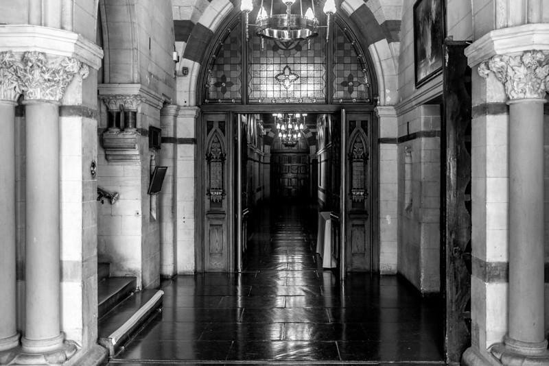 Open doors, Guildhall, Northampton