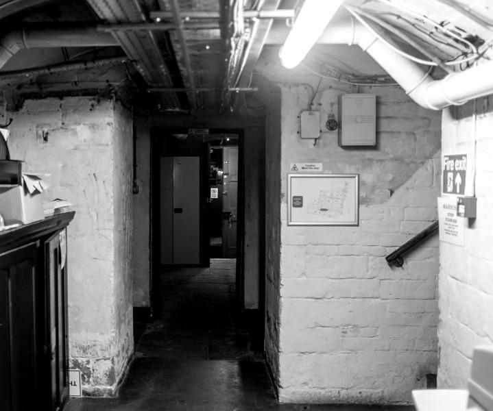 Cellars, Northampton Guildhall
