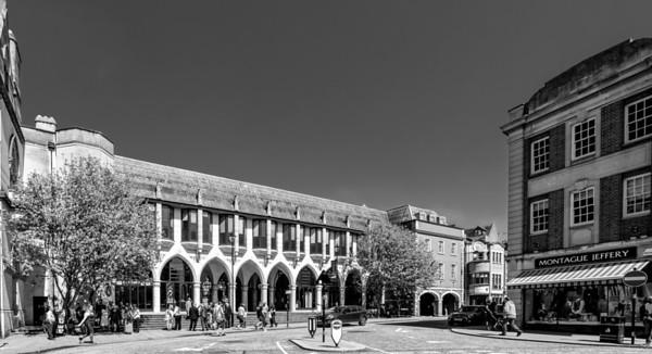 Guildhall Extension, St Giles Street, Northampton,