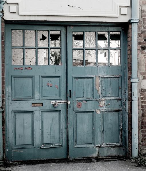 Forgotton Doors, Derngate Mews, Hazelwood Road, Northampton