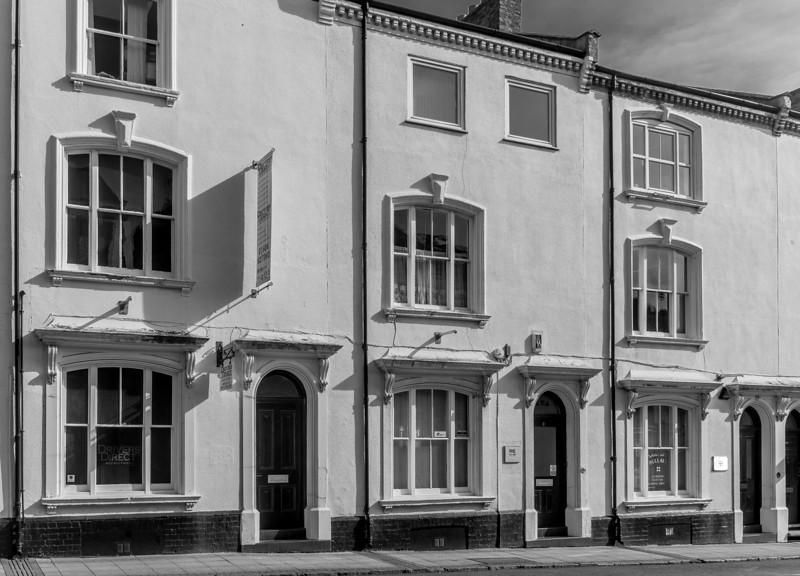 Ninteenth Century Townhouses, Hazelwood Road, Northampton