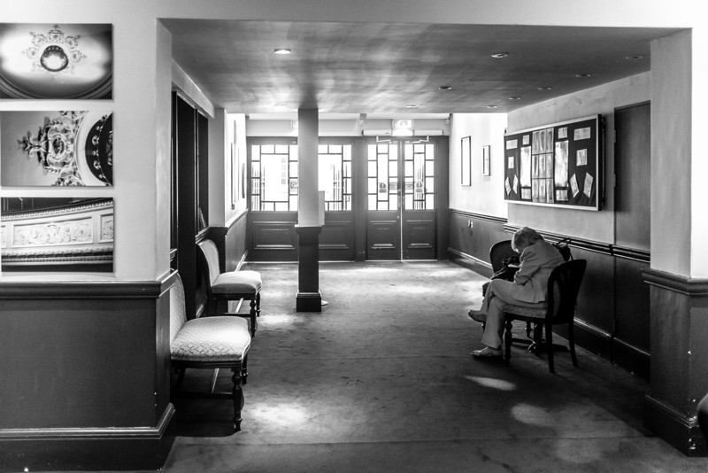 Foyer, The Royal Theatre, Northampton