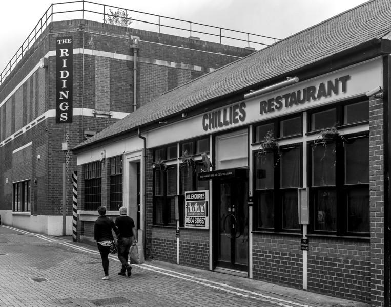 Chillies Resturant, Dychurch Lane, Northampton