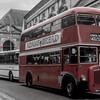 Heitage Open Day, Northampton Cprporation Buses, Northampton
