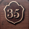 Pew 35, College Street Baptist Church,  Northampton