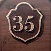 Pew 35, College Street Baptist Church,  Northampton