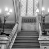 Stairs, Northampton Guildhall