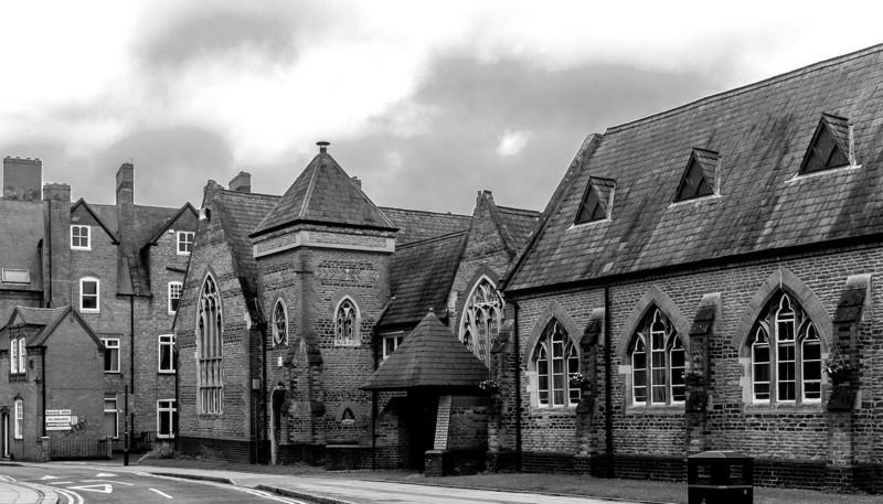 Church Buildings, St Giles Church, Northampton