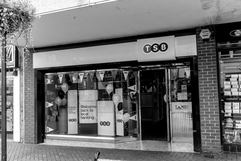 TSB is back in town, Northampton