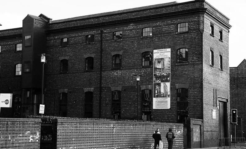 Rail Warehouse, Northampton